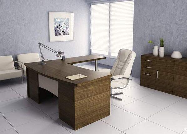 Klasyczna komoda do biura