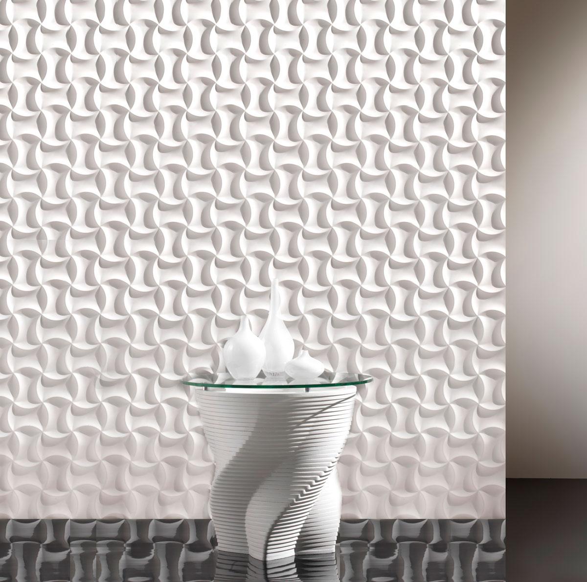 Textured Gypsum Wall Panels
