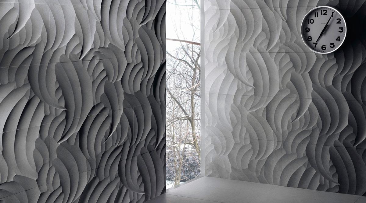 Zamontowany na ścianie, ozdobny panel dekoracyjny 3D z naturalnego kamienia, inspirowany starożytną Grecją