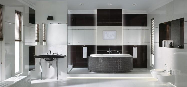 Zastosowanie mozaiki w łazience