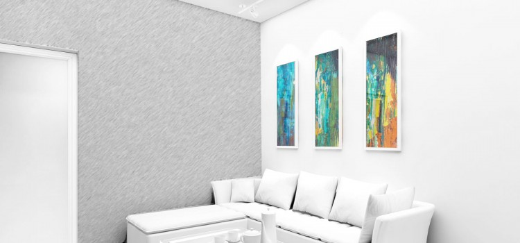 Farba biała czy kolorowa – czym pomalować ściany?