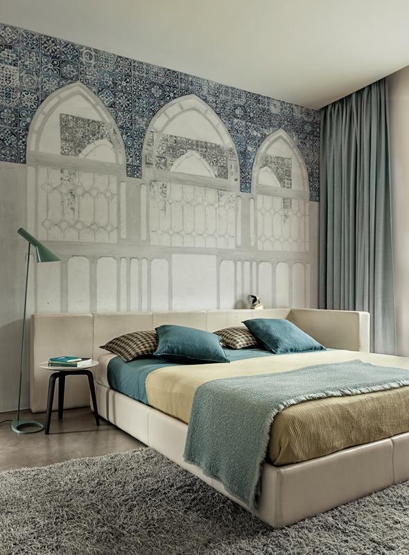 Niezwykłe tapety do każdego wnętrza, artystyczne wzory