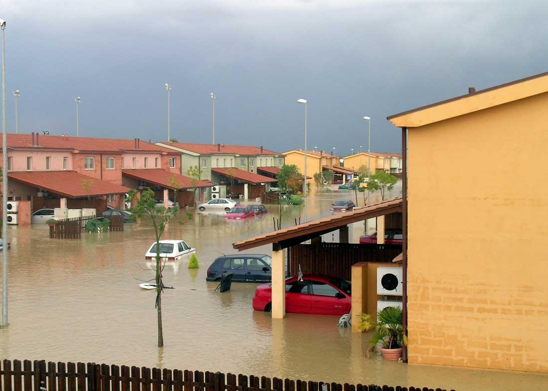 Jak chronić mieszkanie przed zalaniem