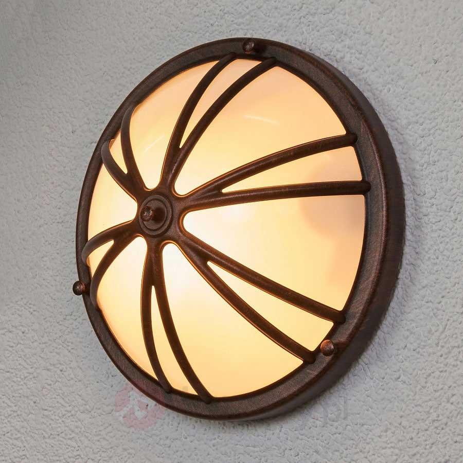 Ścienny plafon, lampa z czujnikiem ruchu