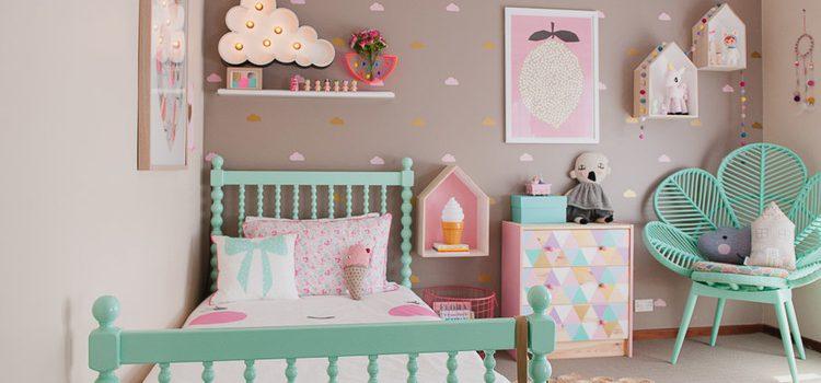 Jak urządzić pokój dla dziewczynki – inspiracje