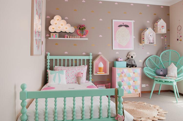 Jak urządzić pokój dla dziewczynki - inspiracje