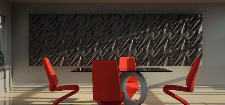 Dekoracyjne panele ścienne 3D ? dlaczego warto je wybrać?