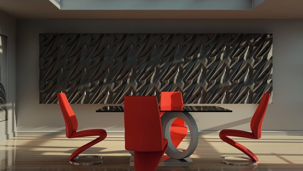 Dekoracyjne panele ścienne 3D ? dlaczego warto je wybrać