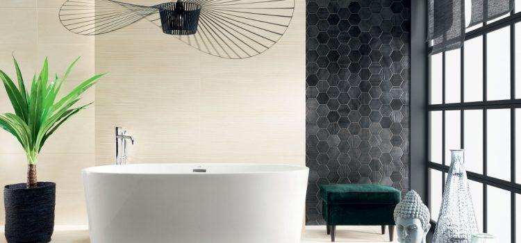 Czerń w łazience – jak stworzyć nowoczesną aranżację?